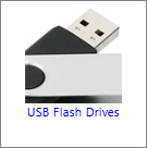 Branded Corporate USB Flash Drives - 1Gb, 2Gb, 4Gb, 8Gb, 16Gb and USB 3.0