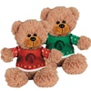 "Christmas Sweater 6"" Sitting Bear"