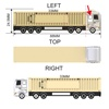 Container Truck Shaped USB Flash Drive - 32Gb