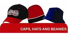 CAPS, HATS AND BEANIES