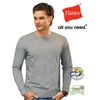 Hanes Heavyweight Long Sleeve T Shirts